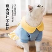 貓咪衣服小奶貓貓寵物防掉毛狗狗公主裙 【極簡生活】
