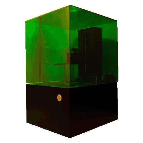 光固化3D印表機【SmartBot 奧創 Ultron】150x150x200mm 精度0.025mm(2.5條) SLA雷射光固化3D列印機 3D Printer