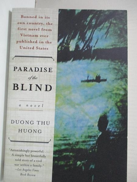 【書寶二手書T1/原文小說_GYW】Paradise of the Blind_Duong Thu Huong