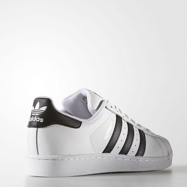 Adidas Original Superstar [C77124] 男女鞋 運動 休閒 經典 復古 潮流 愛迪達 白黑