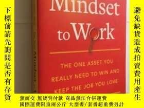 二手書博民逛書店Put罕見Your Mindset to Work 發揮您的心態 職業企劃 英文原版Y439265 Paul