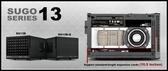 [地瓜球@] 銀欣 SilverStone SG13B SG13B-Q Mini-ITX 小型 機殼~(客訂)