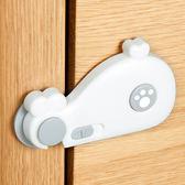 ✭慢思行✭【P205】卡通動物櫥櫃安全鎖 寶寶 櫥櫃門 兒童鎖 多功能 防夾手 嬰兒防護用品