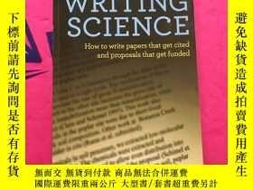 二手書博民逛書店Writing罕見Science: How To Write P