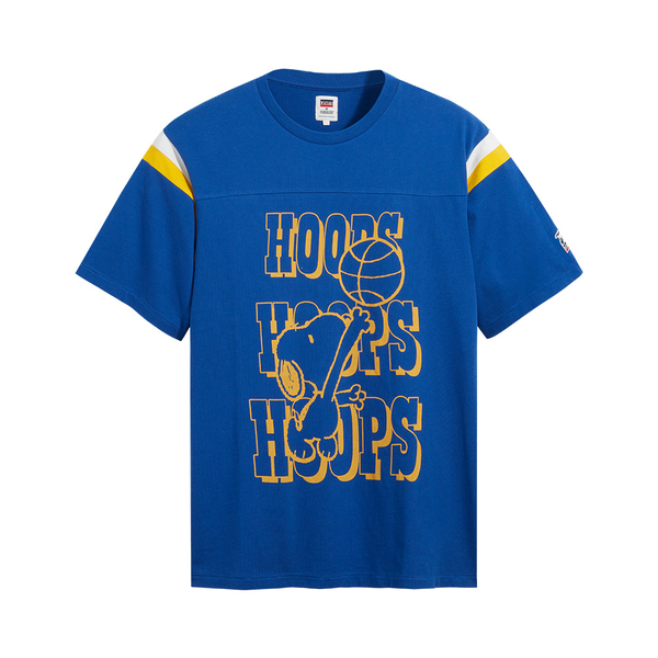 Levis X Snoopy sport限量聯名 男款 短袖T恤 / 史努比上籃 Hoops