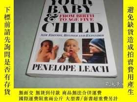 二手書博民逛書店YOUR罕見BABY & CHILD: from birth t