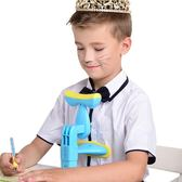 防坐姿矯正器小學生兒童寫字架糾正姿勢視力保護器 igo
