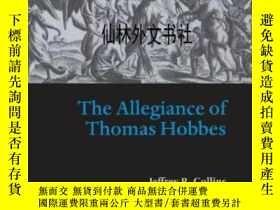 二手書博民逛書店【罕見】2008年 The Allegiance Of Thom