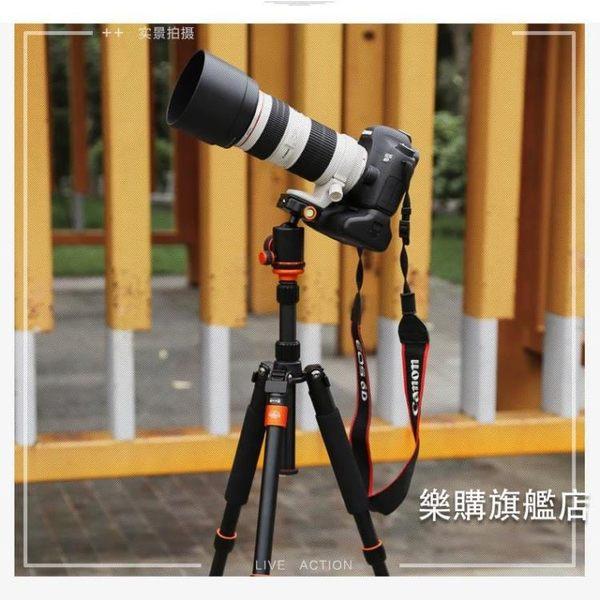 百貨週年慶-三腳架照相機三腳架單反輕便攜手機三角架支架微單旅行拍攝影獨腳架雲台wy