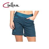 Chillaz 女棉質休閒短褲 Sarah / 城市綠洲 (攀岩、登山、休閒、旅遊、短褲)
