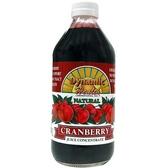 蔓越莓濃縮果汁(大) 473ml/瓶