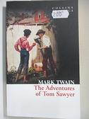 【書寶二手書T9/原文小說_INK】The Adventures of Tom Sawyer_Mark Twain