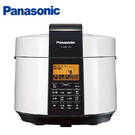 【Panasonic 國際牌】5L 微電腦 壓力鍋 SR-PG501