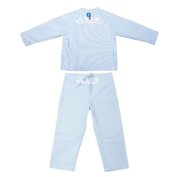 來而康 JM杰奇 日式浴衣病人服 兩件式套裝和服 睡衣 短版 含褲子 花樣隨機出貨