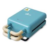 Giaretti吉爾瑞帝二合一熱壓三明治鬆餅機 GT-SW01藍綠色
