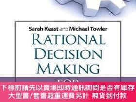 二手書博民逛書店預訂Rational罕見Decision Making For Managers - An Introductio
