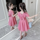 女童網紅洋裝夏裝夏季新款兒童超洋氣女孩裙子童裝公主裙潮 夏季新品