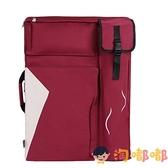 畫包素描畫板袋後背包4k多功能美術畫袋帆布畫板包【淘嘟嘟】