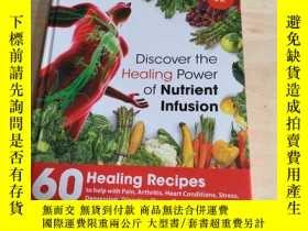二手書博民逛書店Discover罕見the Healing Power of Nutrient InfusionY391543