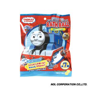 湯瑪士小火車泡澡球