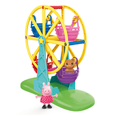 Peppa Pig粉紅豬小妹 粉紅豬小妹 佩佩豬歡樂摩天輪遊戲組 玩具反斗城