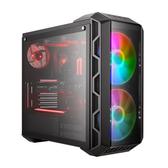 Cooler Master 酷碼 MasterCase H500 ARGB 強化玻璃側板 E-ATX 電腦 機殼