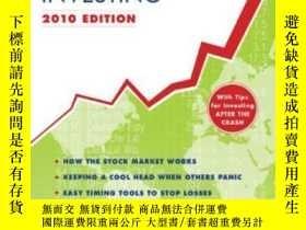 二手書博民逛書店The罕見Neatest Little Guide To Stock Market Investing, 2010