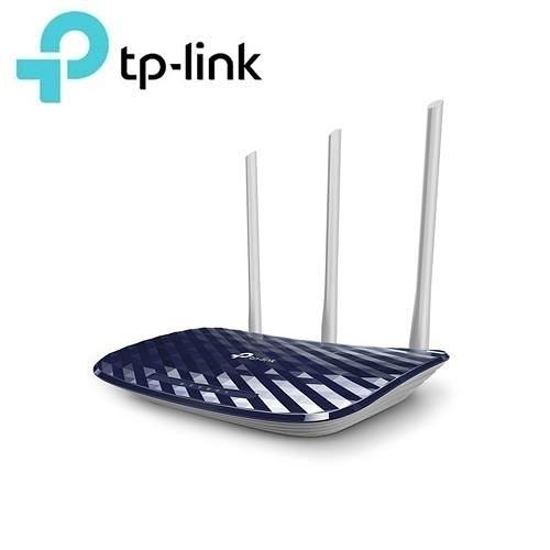 全新 TP-LINK Archer C20 AC750 802.11ac 無線 雙頻 路由器