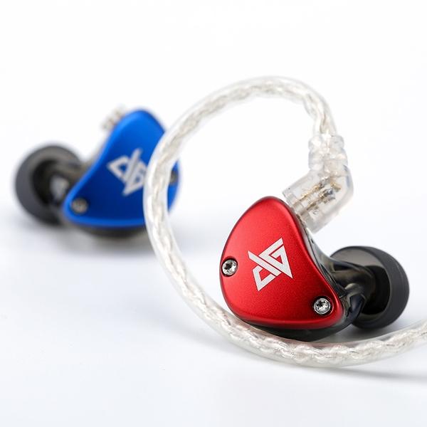 AUGLAMOUR/徠聲RT-5 HiFi鍍鈦振膜動鐵入耳式鍍銀編織線耳機