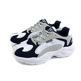 KANGOL 運動鞋 女鞋 白/深藍 6052240507 no148