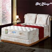 【2釋壓舒軟型】超級床墊巨人系列│皇爵加厚雙層獨立筒床墊 獨立筒床墊 6尺 加大雙人 KIKY Duston