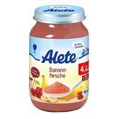 Alete香蕉櫻桃果泥190g 4個月大以上幼兒適用【德芳保健藥妝】