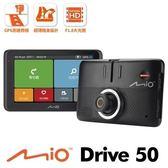 Mio MiVue Drive 50 五合一行車記錄衛星導航機