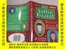 二手書博民逛書店The罕見Lottie Project :樂天計劃.Y212829