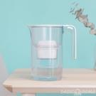 淨水器濾水壺家用凈水器廚房自來水非直飲過濾器便攜凈水杯濾芯 HOME 新品