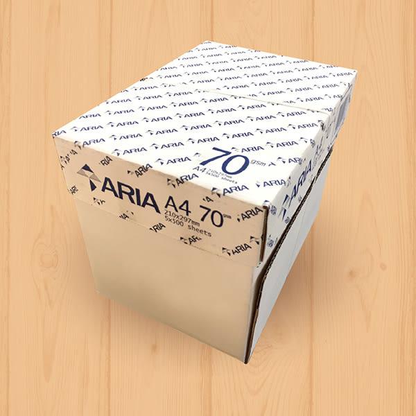 ★新品現貨★ aria A4 影印紙70磅 一包500張