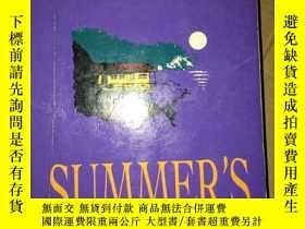 二手書博民逛書店F29罕見Summer s End 外文原版Y16651 Dan