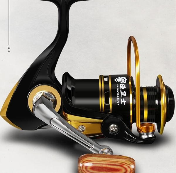 捲線器 漁輪魚輪紡車輪全金屬漁線輪不銹鋼海竿輪魚線輪海桿輪路亞遠投輪【快速出貨八折鉅惠】