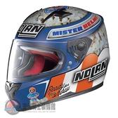 [安信騎士] 義大利 Nolan N64 #37 GEMINI REPLICA 輕量 透氣 全罩 安全帽