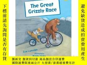 二手書博民逛書店The罕見Great Grizzly RaceY346464 Z