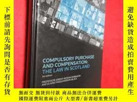 二手書博民逛書店Compulsory罕見Purchase and Compens
