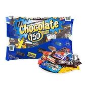 Kirkland Signature 科克蘭袋裝綜合巧克力 2.55 公斤