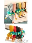 兒童圍巾韓版潮秋冬季保暖脖套男童女童小孩嬰兒百搭圍脖寶寶圍巾 極客玩家