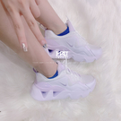 IMPACT Nike Ryz 365 歐洲限定 白 紫 白紫 薰衣草 增高 厚底 孫芸芸著用 CU3450-100