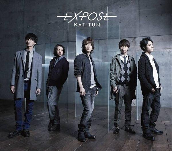 KAT-TUN EXPOSE CD (購潮8)