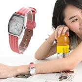 柒彩年代【NE410】 櫻花鑽石腕錶 Valentino范倫鐵諾 專櫃頂級經典酒桶名媛手錶~單隻