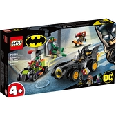 LEGO樂高 76180 Batman™ vs. The Joker™: Batmobile™ Chase 玩具反斗城
