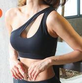 單肩性感鏤空美背健身訓練運動速幹無鋼圈brayhs1226【3C環球數位館】