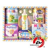 【富山檀香】紙紮嬰兒奶瓶奶粉套組 1:1 往生紙紮 嬰靈 嬰孩