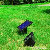 太陽能燈戶外庭院燈室內照明防水超亮廠直銷新農村感應投光路燈 【全館免運】